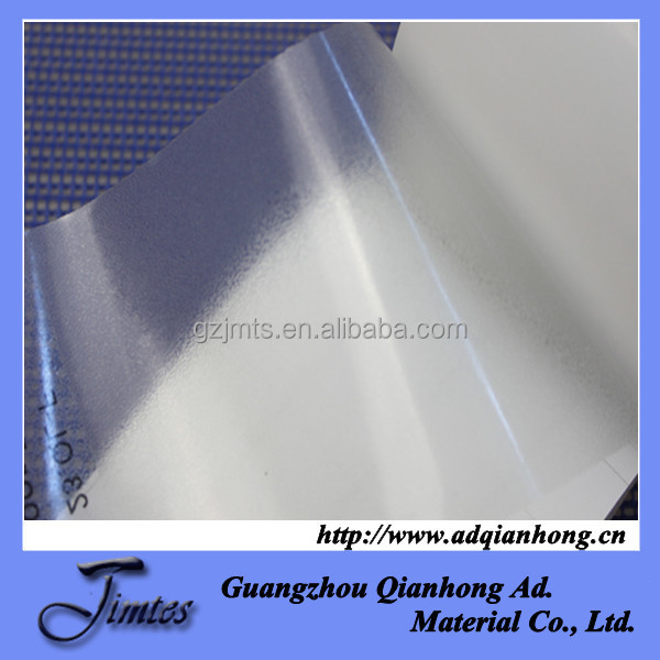 transparent pvc film vinyl laminate