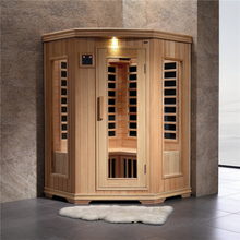 Outdoor steam room/sauna steam shower room /wood sauna steam room