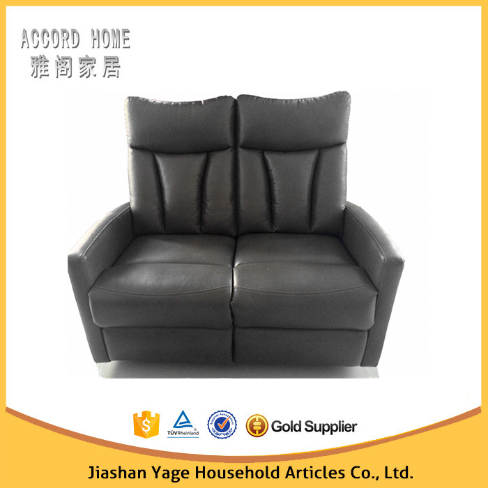 High Back White Leather Sofa: High Back Leather Recliner Sofa 2seater Sofa Promotional