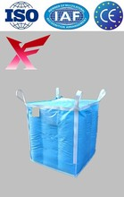 Accept payment by L/C high quality factory price 100% virgin polypropylene jumbo bag