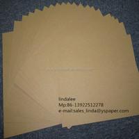 kraft paper laminated grey board/grey duplex board