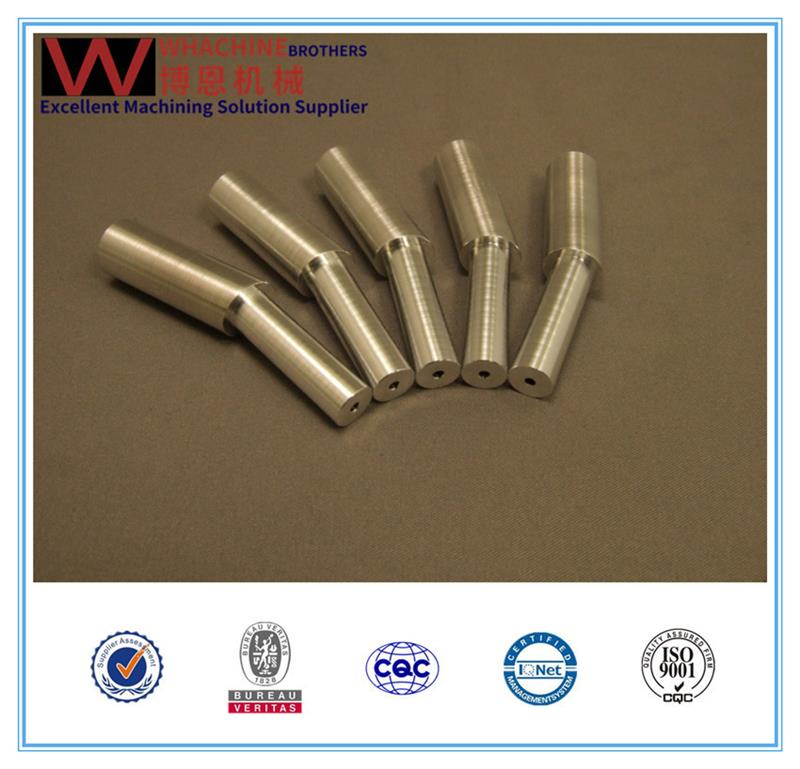 OEM&ODM electrical plug brass pin made in china gold supplier
