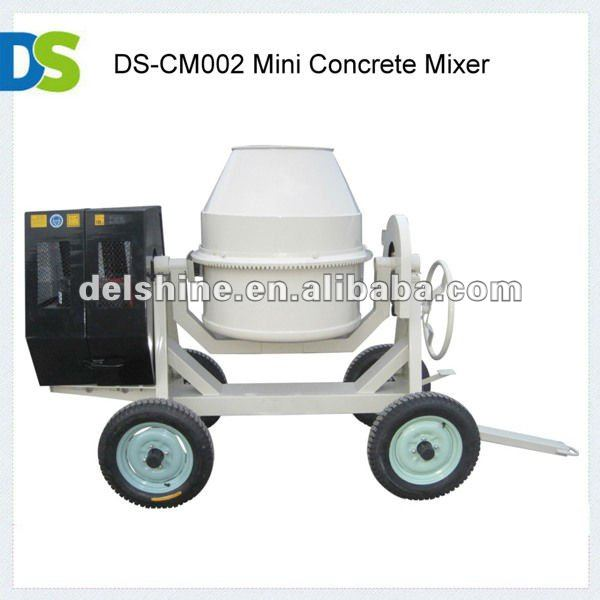 DS-CM002 Concrete Mixer For Sale In Canada