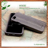 Shenzhen China Factory Newest Mobile Phone accessories, For Bamboo iPhone 6 Christmas wooden cases for cell phone