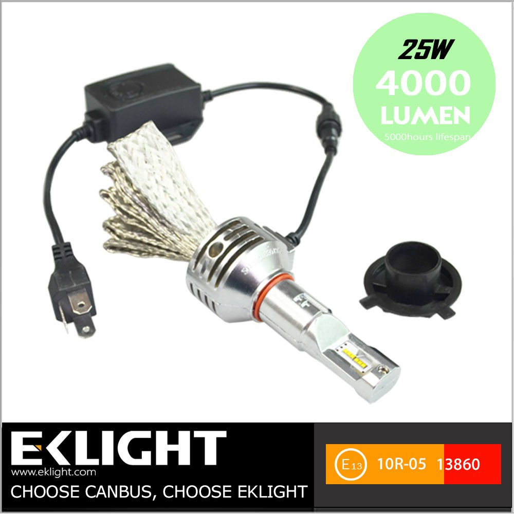 Dc 8v-36v 2016 Newest Design High Power led Motorcycle headlight Mini Led Headlight Bulb