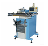 Long shafts water pipe screen printing machine with PLC servo system