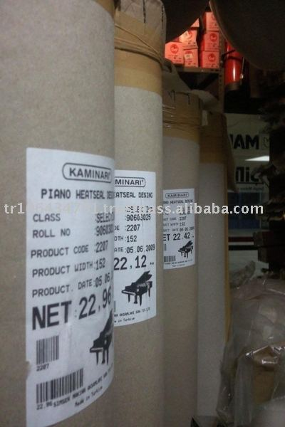 Heatseal Printed Paper for Garment Industry