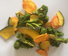 Low Temperature Vacuum Fried Fruit & Vegetable Chips