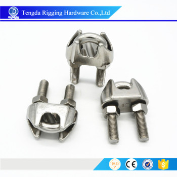 Rigging Hardware wire rope clip Stainless Steel Wire Rope Clip
