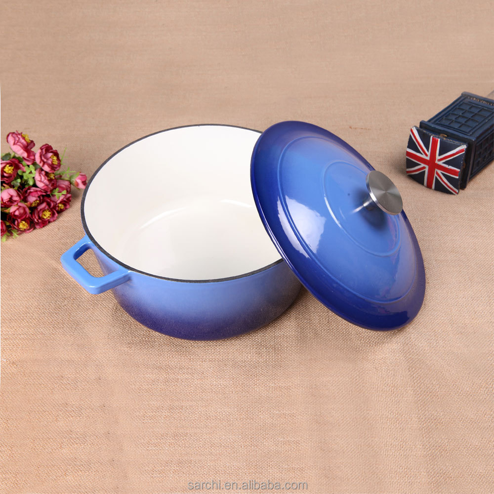 Enamel house hold products cooking pots
