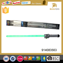 High quality space flashing sword with light for kids
