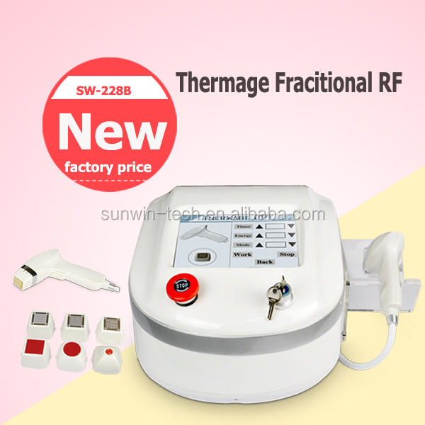 (SW-228B)portable micro needle thermagic system/micro needle fractional thermagic/fractional rf microneedles