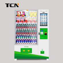 TCN hot sell cheap automatic snack drink smart vending machine