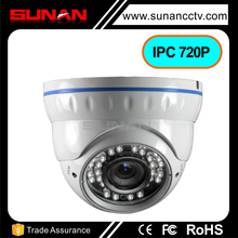 2015 Best selling IP products with OV9712 CMOS support hikvision platform IP camera