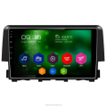 Full Touch /10.1 inch large screen Android 6.0 car dvd radio GPS navigation stereo for 2016 C-ivic