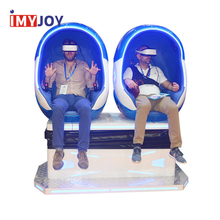 Ready Player 2 seats 9d vr cinema with 90pcs vr movies+yellow vr simulator