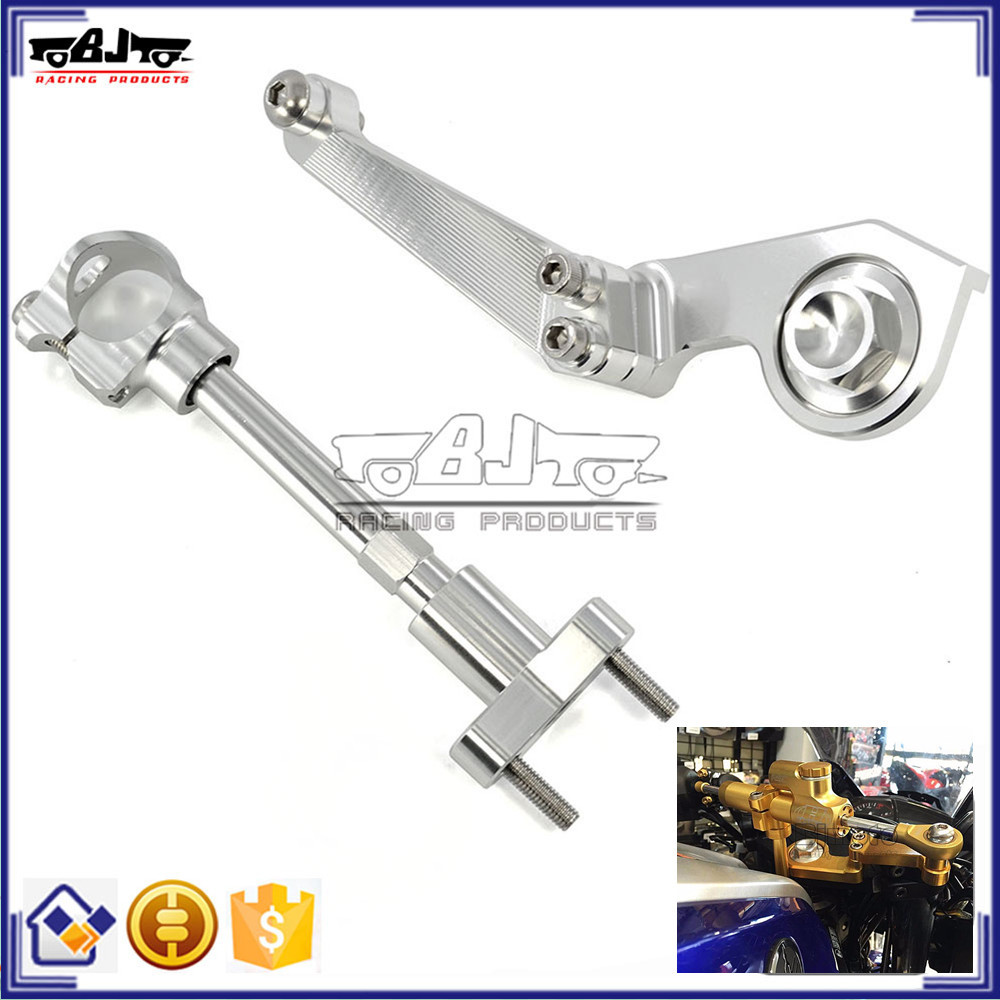 BJ-SDA-001 High Performance CNC Aluminum Adjustable Steering Damper Mount Kits for Yamaha YZF R3 2015