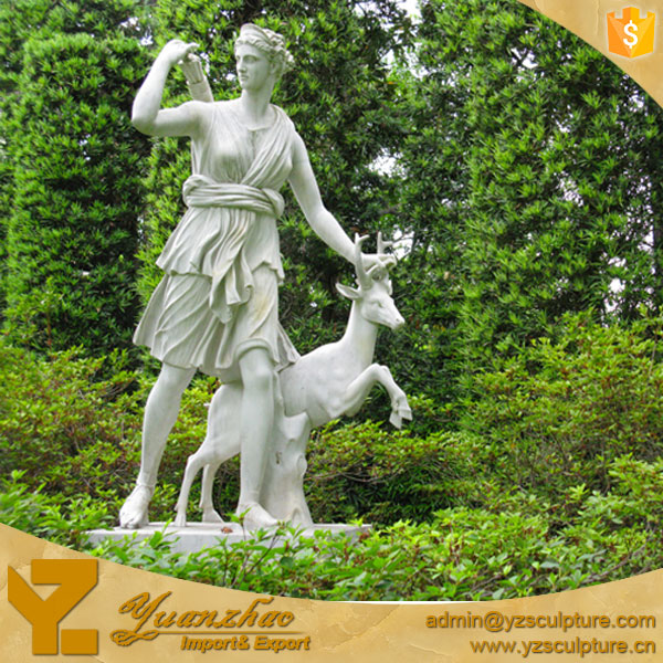 Life size garden ancient greek statues for sale buy for Lawn ornaments for sale