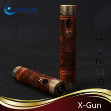 Newest X.Fire Vision X.Gun vv mod e cigarette device