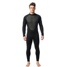 China Supplier Factory-direct Men 3mm Neoprene High Quality Waterproof Scuba Diving Suit Full Body Snorkeling Surfing Wetsuit