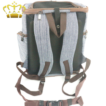 Popular Outdoor Sling Pet Backpack Carrier Bag