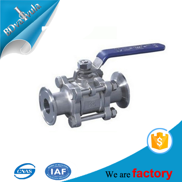 Standard Standard or Nonstandard and Medium Temperature of Media 2 inch stainless steel ball valve