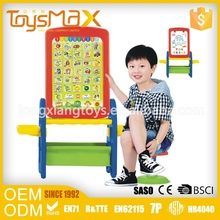 Customize Kids Educational Toy Double Face Kids Erasable Magnetic Drawing Board