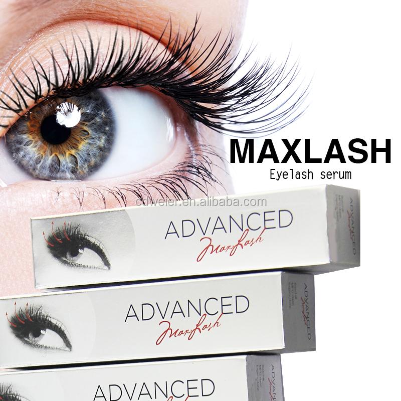 Maxlash Natural Eyelash Growth Serum Sky Glue Korea Eyelash