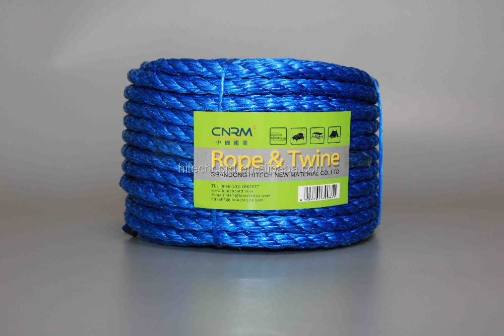 PP poly rope PP raffia rope
