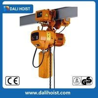 save space electric chain hoist , save space chain electric hoist