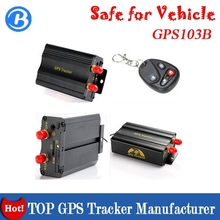 Compact Vehicle Tracking Device Like TK103B For Bus/Car/Truck/Cargo Tracker Support SMS/Web Platform