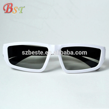 Promotion custom high quality circular polarized 3d glasses acer 3d glasses
