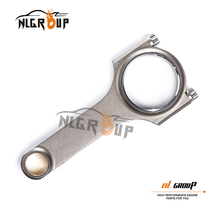Performance Forged 4340 Steel Racing Connecting Rods for Ford fiesta crossflow