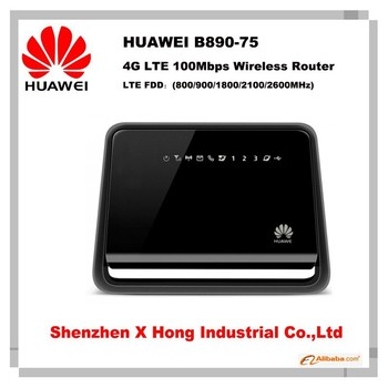 Huawei B890-75 Consumer Electronic 192.168.1.1 Wireless 4G Router