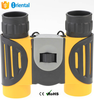 Sport Game Waterproof Binoculars 8x25 OEM Alibaba China Supplier, Camping Equipment Binoculars+gift box