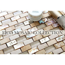 Fico GZ33156-1 shell mosaic tile mothelr of pearl