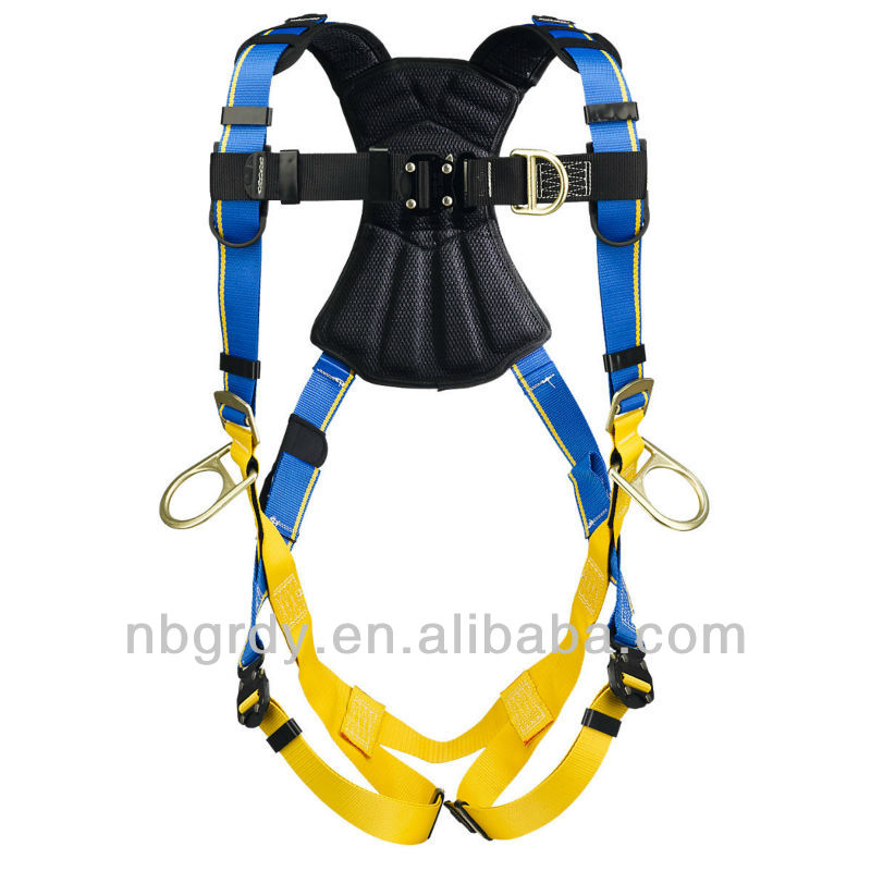 body harness with safety belt