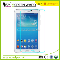 laptop tempered glass screen protector for samsung galaxy tab 3 7 inch tablet