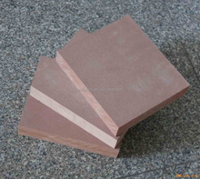 Fibreboards Type and Wood Fiber Material high density board