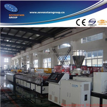 pvc profile extruder/pvc profile laminating machine/pvc profile wrapping machine