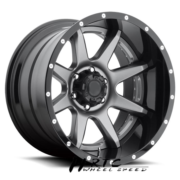 Off-road <strong>wheel</strong> 4x4 suv car <strong>wheel</strong> pcd 139.7/150/160/180 matt black machined