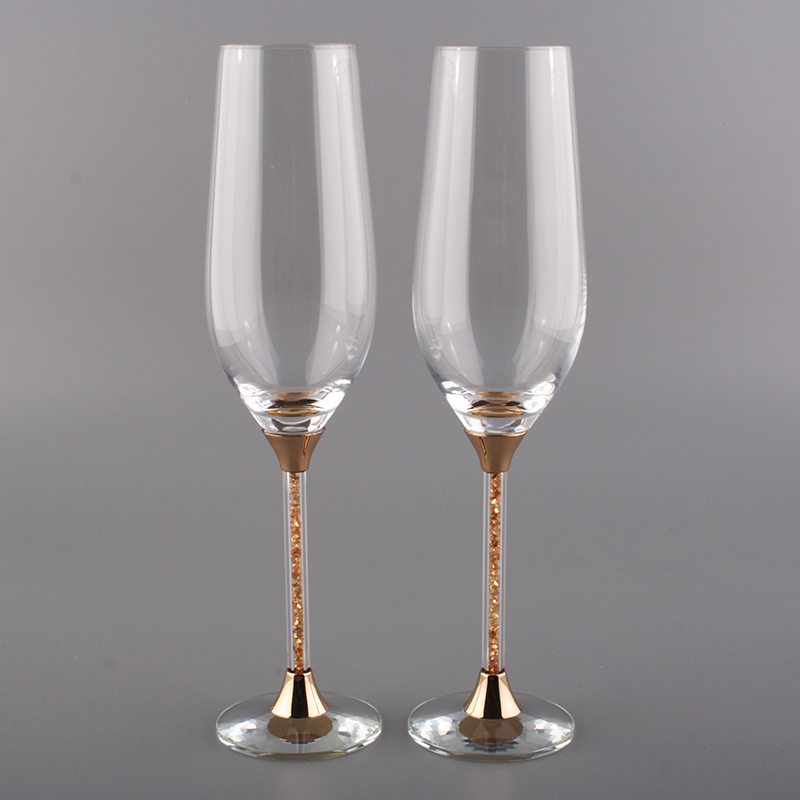 Wedding Crystal 200ml Chamgne glass Champagne Glass/Champagne Glasses/Champagne Flute