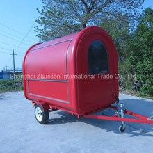 Hot and Popular Tricycle Mobile Restaurant Hot Food Three Wheels Electric Food Transport Cart ZS-FT250 B