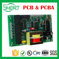 Smart Bes Shenzhen Customized FR4 PCBA OEM Manufacturing PCB Small Batch PCB Assembly
