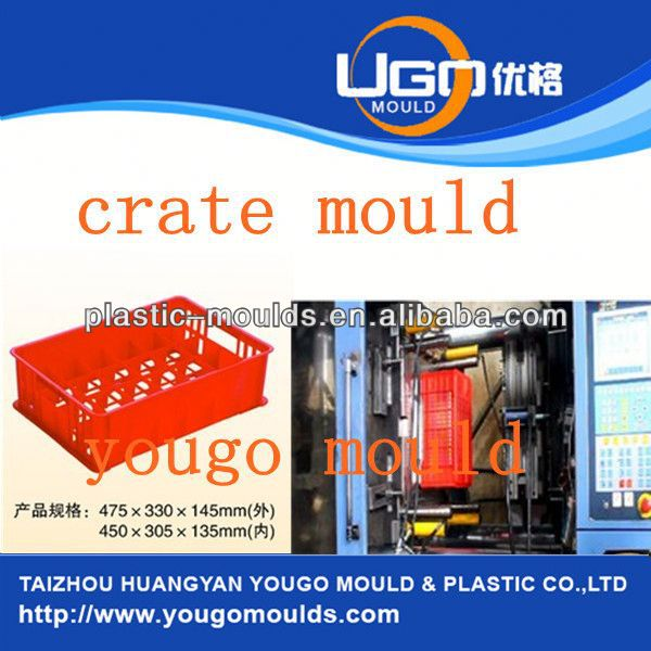 2013 new wine crates mould maker