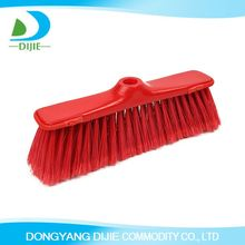 Newest selling custom design super cleaner hand plastic broom