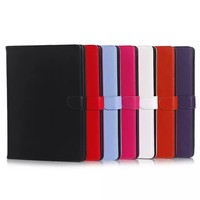 South Korea high quality book stand leather case for iPad air 2