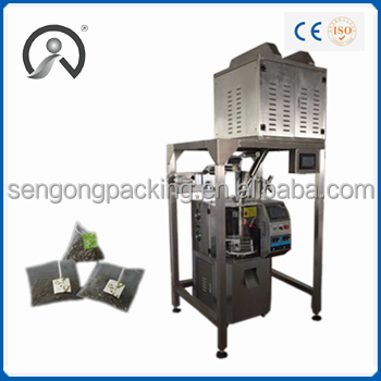 C20 Small triangle teabag packaging machine