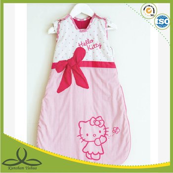 hello kitty design printing factory comfort Baby sleeping bag