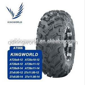 E-mark DOT Approved 4PR 6PR ATV Tires 26x11-12 25X8X12 , ATV Tyre Sizes 20X10X9 22X10X10 25X11-10